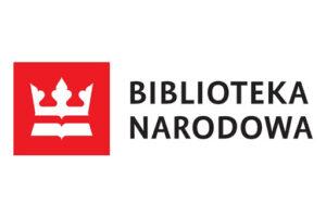 Obrazek przedstawia logo biblioteki narodowej